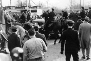 Anderson Strike 1947