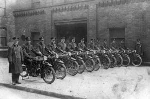 Motorcycle unit 1920