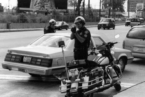 Cleveland Police Department Motorcycle Unit
