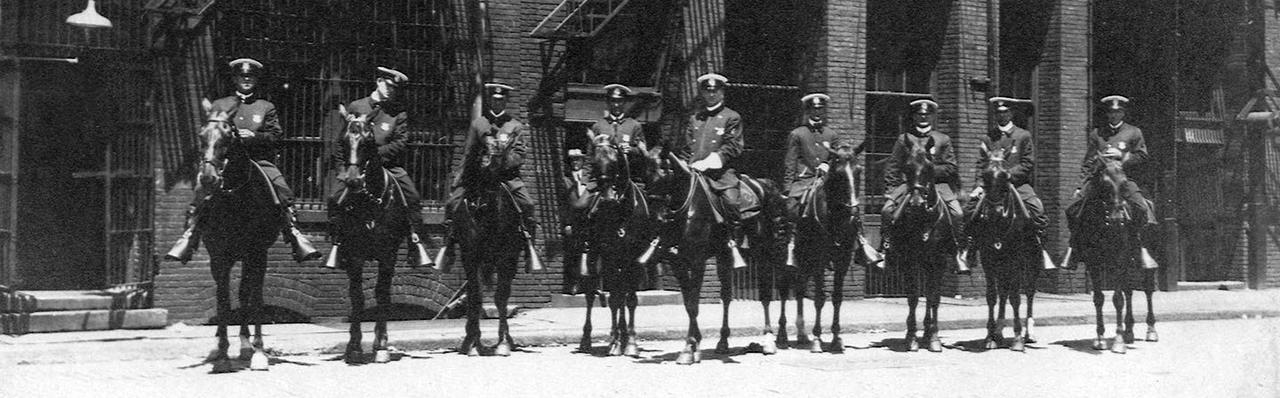 mounted-unit-banner