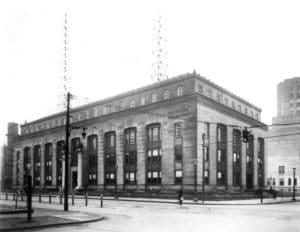 Central Station Payne Ave.