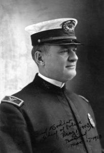 Chief Frederick Kohler
