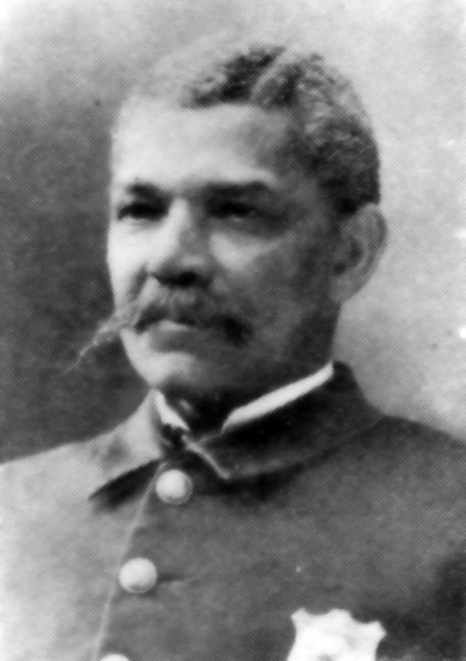 Patrolman William M. Tucker