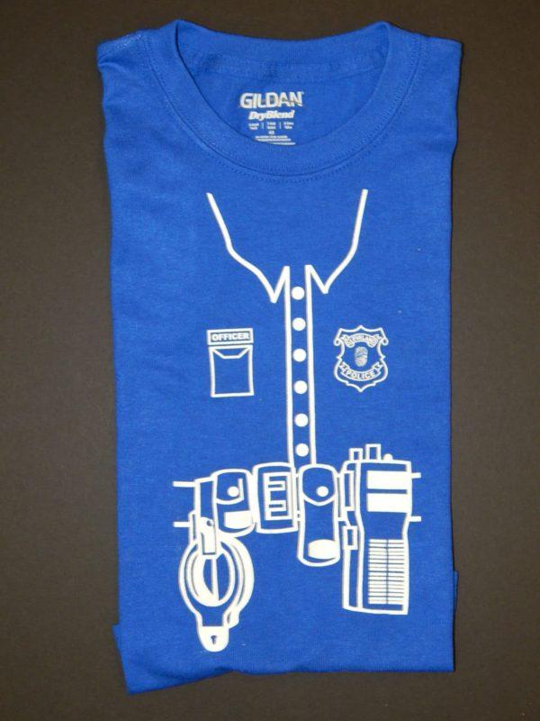Child's Work belt T-shirt
