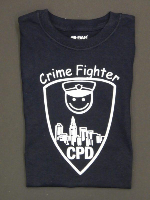 Child's Crime Fighter T-shirt