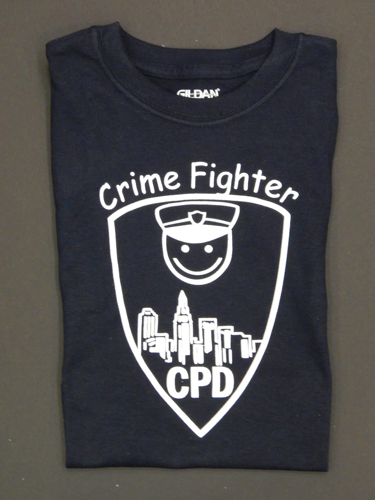 Child's Crime Fighter T-shirt