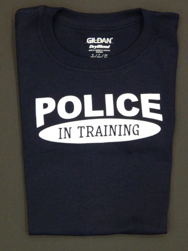 Child's T-shirt - Police in Training