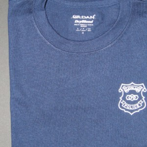 Child's Royal Blue T-shirt with Badge