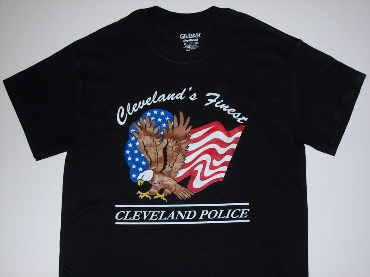 Clevelands Finest T-shirt (printed)