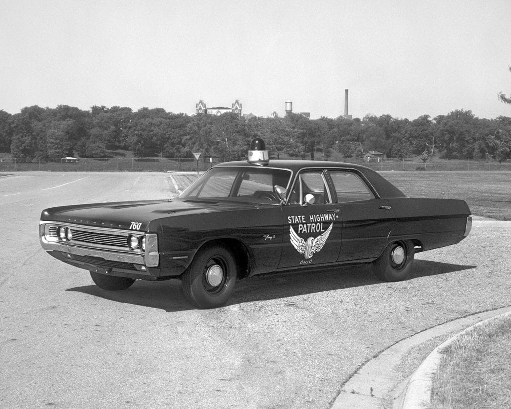 Used Cars Cleveland Ohio >> Ohio State Highway Patrol Cars at the museum - Cleveland Police Museum
